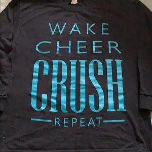 Cheer Extreme Crush shirt